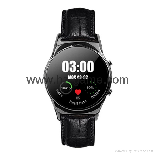 waterproof smart Bluetooth watch to support dual system watches 8