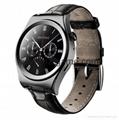X10圓屏智能手錶測心率藍牙電