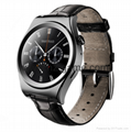 X10 round screen smart watches heart rate Bluetooth phone watches