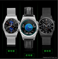 X10 round screen smart Z10heart rate Bluetooth phone watches