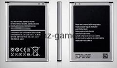 廠家直銷OEM充電電池鋰電池適用三星note5/2 n7100 N719手機電池