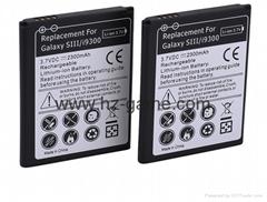 廠家直銷適用於三星手機電池S6/s7 G9200直屏 內置電池 聚合物鋰電池