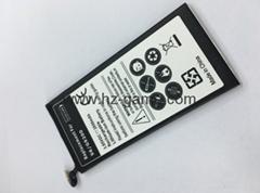 厂家直销适用于三星手机电池S6 G9200直屏 内置电池 聚合物锂电池