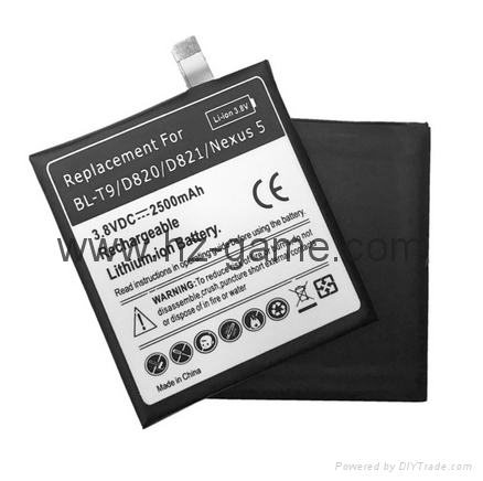 supply LG battery LG P990 mobile phone battery The brand mobile phone battery