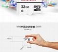 闪迪高耐久性视频监控microSD存储卡32G行车记录仪内存卡 10