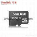 闪迪SanDisk 128GB 读速100MBs 32GB64GB16GB 8GB极速移动MicroSDHC 6