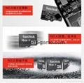 闪迪SanDisk 128GB 读速100MBs 32GB64GB16GB 8GB极速移动MicroSDHC 13