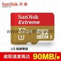 Sandisk microSDHC memory card8G/16G/32G