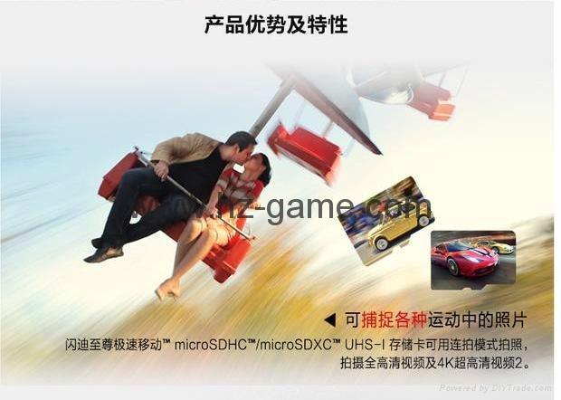 Sandisk极速移动microSD存储卡8G/16G/32G/64G/128G手机内存卡行车记录仪卡 14