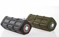 新款X6小橄榄球带灯LED蓝牙音箱发光玄幻音响无线迷你蓝牙低音炮 15