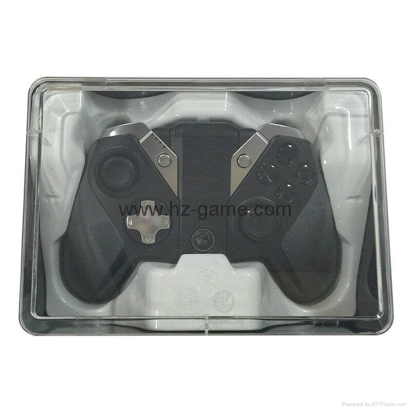 第四代G4小雞手機藍牙遊戲手柄IOS安卓  球球CF手游穿越火線 12
