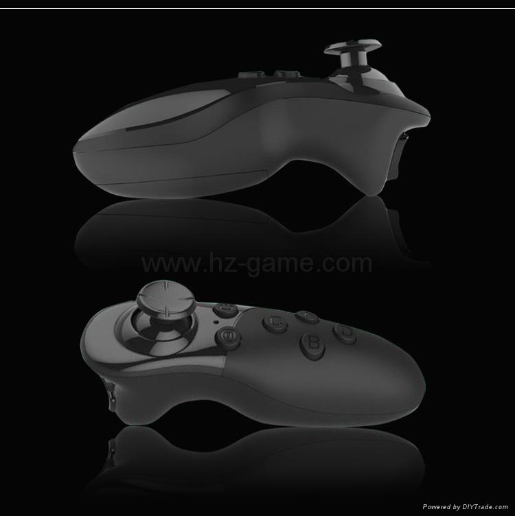 新品蓝牙vr遥控器3d眼镜游戏手柄适配两大手机系统多种平台 1