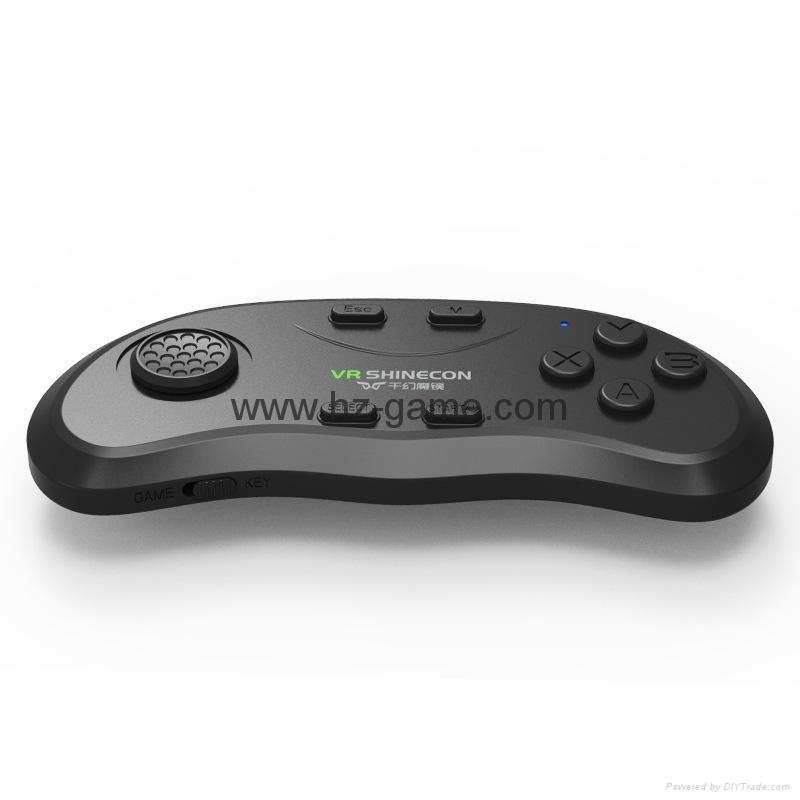 新品蓝牙vr遥控器3d眼镜游戏手柄适配两大手机系统多种平台 16