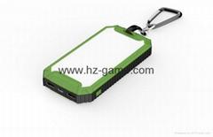 新款路虎太阳能移动电源10000毫安户外沙滩灯手机充电宝批发