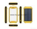 Land Rover solar mobile power 10000 mA