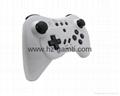 新款產品經典WIIU手柄wiiU加強版遊戲手柄wiiU牛角黑白色 16