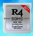 CHEAP 2017  R4i dual core CN ,R4isdhc 3ds dsi, R4 GOLD PRO, R4 RTS  fire card