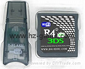 HOT R4i-sdhc 3ds rts,r4i save dongle, r4isdhc support 3ds,ndsi,ndsl