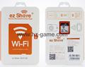 WIFI SD 卡套 TF轉wifi sd 相機數碼內存卡 可OEM支持128GB內存卡 10