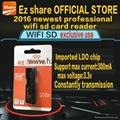 ez share/易享派 wifi sd卡 16g 相機內存卡單反存儲卡尼康佳能 8