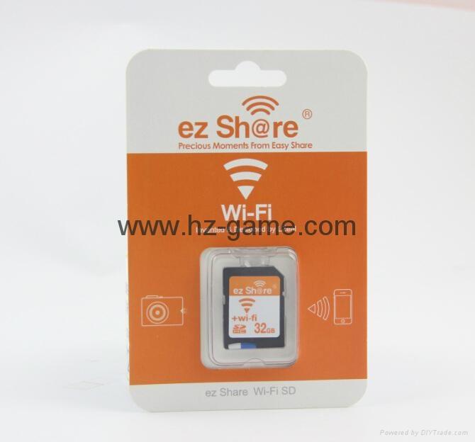 WIFI SD 卡套 TF轉wifi sd 相機數碼內存卡 可OEM支持128GB內存卡 14