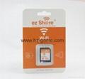 WIFI SD 卡套 TF转wifi sd 相机数码内存卡 可OEM支持128GB内存卡 14