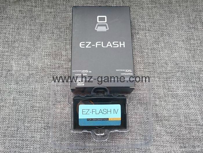 ez-flash iv gba flash card amazon