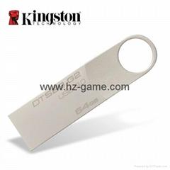 批發KingSton金士頓DTSE9 8gb 16gb 32gb 64gb 金屬 創意 防水U盤