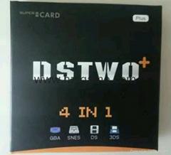 New SUPER CARD DSTWO PLU