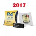 HOT 2017 R4i gold pro,Support 3DS V11.0.0-33 r4i sdhc 3ds fire card