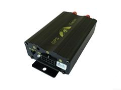 汽車gpsTK103A防盜報警跟蹤定位器雙卡智能電子車載定位追蹤器