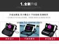2017新款升级版汽车硅胶防滑垫多功能导航车载MP3手机支架汽车用品 19