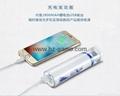 超薄聚合物移动电源充电宝手机移