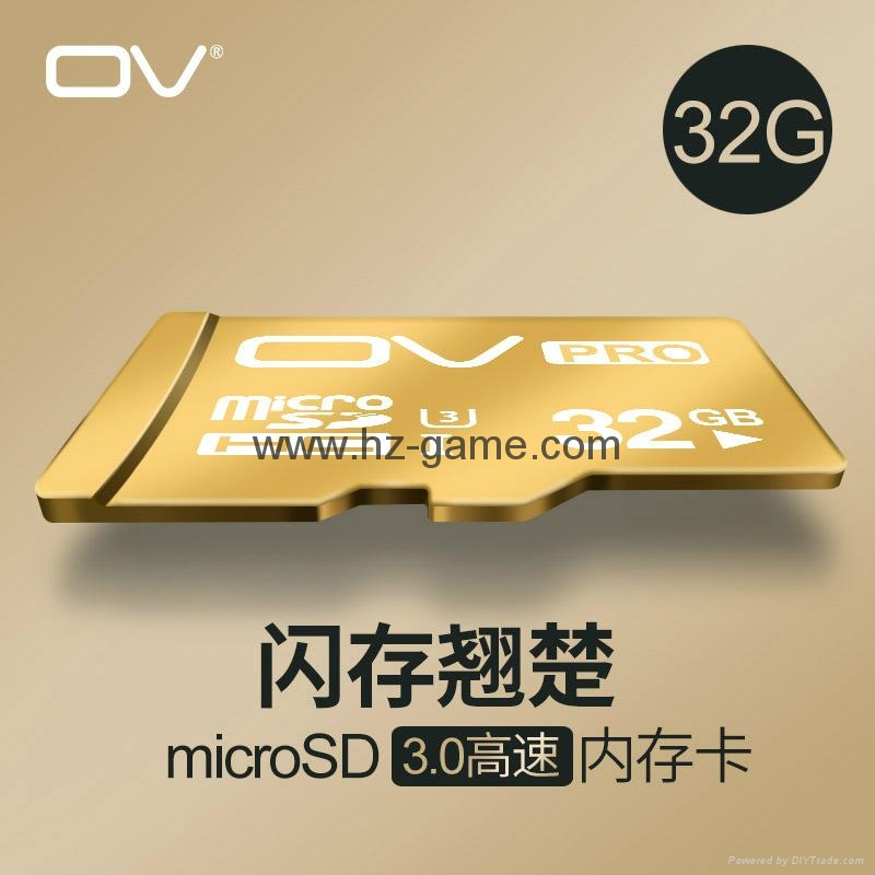 OV32g內存卡tf卡microSD卡30高速u3存儲手機平板電腦通用閃存卡 8