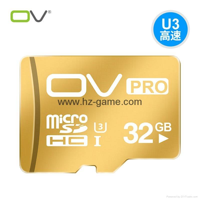 OV32g內存卡tf卡microSD卡30高速u3存儲手機平板電腦通用閃存卡 1