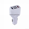 Quick Charge 3.0 Car Charger QC3.0 IQ Power Adapter Competiable with 9