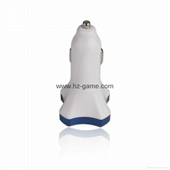 Wholesale USB48A4USB smart car charger mobile phone tablet navigation