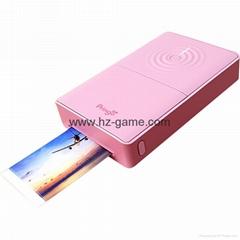熱賣新款呈妍P232手機照片打印機無線wifi熱昇華P231升級版