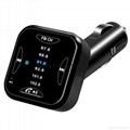 新款汽车硅胶防滑垫多功能导航车载MP3手机支架汽车用品 4