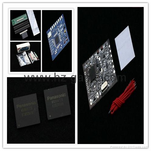 X360 ACE V3 150MHz晶振  咖啡版 秒開脈衝芯片 工廠批發 4