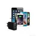 New Fast charge qc 3.0 charger Single usb travel charger  charging