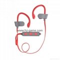 New sports Bluetooth headset hanging ear type wireless 4.1stereo dual earphone