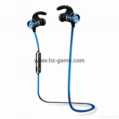magfit5 Bluetooth V4.1 Stereo In-ear Earphone Earbuds Mic Sport Running Exercise