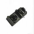 廠家直銷PS4SLIM手柄雙座充ps4slim無線手柄充電器TP4002S 6