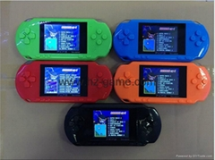 2 Inch Screen Child 502 Color Screen Display Player With 268 Different Games
