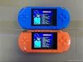 厂家直销PXP316位掌上游戏机儿童游戏机PVPPSP游戏机自带游戏 4