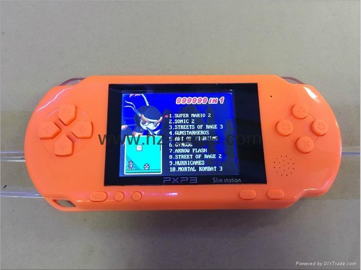 廠家直銷PXP316位掌上遊戲機儿童遊戲機PVPPSP遊戲機自帶遊戲 5