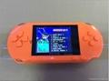 厂家直销PXP316位掌上游戏机儿童游戏机PVPPSP游戏机自带游戏 5