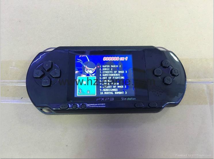 厂家直销PXP316位掌上游戏机儿童游戏机PVPPSP游戏机自带游戏 6
