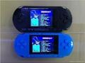 厂家直销PXP316位掌上游戏机儿童游戏机PVPPSP游戏机自带游戏 8